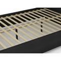 Smartshop Čalouněná postel SOFIE 1 140x200 cm s roštem, béžová látka (585623) - 2
