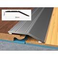 Profil vyrovnávací hliníkový samolepící 0,8x3,5x90 cm ořech PVC folie BOHEMIA (586084) - 1