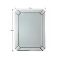 Zrcadlo TYP 10 s ozdobným rámem TK2196 (533874) - 2