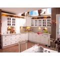 Kuchyňská linka ALINA bílý lak nebo patina 240 cm s možností výběru barvy (351714) - 1