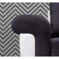 Rohová sedací souprava rozkládací s úložným prostorem s možností výběru barvy KN023 (366693) - 5