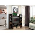 Praktická TV stěna v dekoru wenge KN532 (362999) - 1