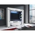 Luxusní televizní stěna s LED osvětlením TK2253 (592132) - 3