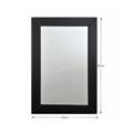 Zrcadlo v černém provedené TYP 4 TK2196 (533869) - 3