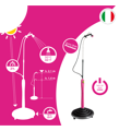 Solární sprcha Sunny Style Premium fuxia (357030) - 3