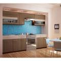 Kuchyňská skříňka, rigoleto dark/light, JURA NEW I D-80 S1 (349253) - 2