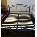 Kovová postel F146 180x200 cm (354561) - 4