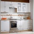 Kuchyňská linka MONDA 240 cm bílá (356285) - 2