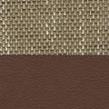 Rozkládací rohová sedačka v barvě latte KN282 (367945) - 4