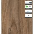 Vinylová podlaha dílce v dekoru dub tmavý 5 mm FORBO Novilon Click (575610) - 1