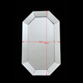Stříbrné zrcadlo TYP 11 TK2196 (533875) - 3