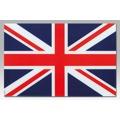"""PC stolek 80x50 cm skleněný """"Velká Británie"""" CD-102 WT AKCE (531247) - 3"""