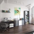 Komoda vysoká ve stylovém moderním designu šedá MARSIE (363370) - 3