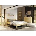 Ochranná bariera k posteli z borovicového dřeva typ KL149 KN095 (367605) - 10