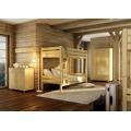 Jídelní rohová dřevěná lavice z borovicového dřeva RN101 KN332 (449065) - 12
