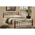 Kovová postel F146 180x200 cm (354561) - 3