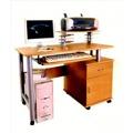 PC stůl, olše, F074 (352846) - 1