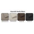 Nadčasová pravá rohová sedací souprava béžové barvy typ 1 TK283 (531370) - 3