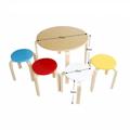 Dětský set 1 + 4 z březového dřeva TK2231 (533888) - 2