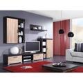 Obývací stěna F013 sonoma (352842) - 1