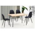 Jídelní stůl 120x75cm ve světlém buku TK2101 (530838) - 2