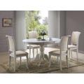 Jídelní stůl OLIVIA rozkládací bianco (350482) - 2