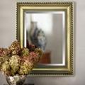 Zrcadlo ve zlatém provedení s dřevěným rámem TYP 10 TK2200 (533899) - 3