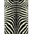 Koberec, vzor zebra, 200x250, ARWEN (533640) - 1