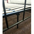 Kovová postel F146 180x200 cm (354561) - 5