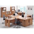 Rohový obloukový stůl, třešeň, OSCAR T05 (348935) - 3