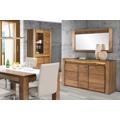 Jídelní rozkládací stůl 160x90 cm v dekoru dub rustical typ 40 KN621 (358254) - 5