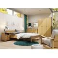 Ochranná bariera k posteli z borovicového dřeva typ KL149 KN095 (367605) - 5