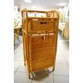 Prádelník ratanový F192 (355712) - 1