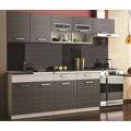 Kuchyňská linka 240 cm grafit bis KN2000 II (351016) - 1