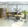 Alfa 200 stůl kancelářský 201 (351394) - 6