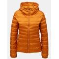 Oranžová prošívaná lehká bunda ONLY Tahoe (715581) - 1