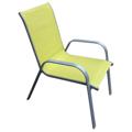 Zahradní židle Caspian, zelená (697921) - 1