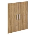 Sada dveří (2 ks) Calvia 11, starý dub (914076) - 1