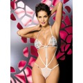 Erotické body Luiza teddy - Obsessive (4379) - 1