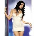 Košilka Ivory dress - Obssesive (4912) - 1