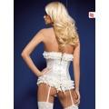 Korzet Baletti corset - Obsessive (4927) - 3