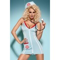 Sexy kostým Doctor dress + stetoskop - Obsessive (5043) - 1