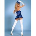 Sexy kostým Stewardess corset - Obsessive (5342) - 3