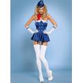 Sexy kostým Stewardess corset - Obsessive (5342) - 4