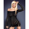 Košilka Rocker dress - Obsessive (4453) - 2