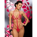 Erotické body Luiza teddy - Obsessive (4379) - 2