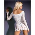 Košilka Rocker dress - Obsessive (4453) - 3