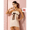 Košilka Cappuccino chemise - Obsessive (4476) - 1