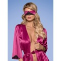 Maska Satinia mask pink - Obsessive (921024) - 1