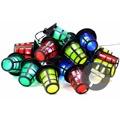 Barevné osvětlení - 20 LED lucerniček - 5 m (872716) - 1